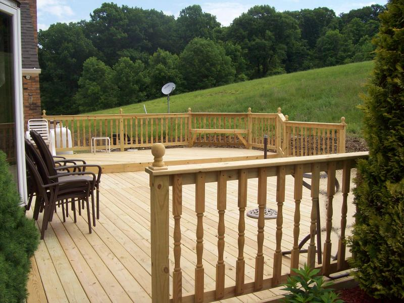 deck blough contracting washington pa. 724-531-1145 www.bloughcontracting.com